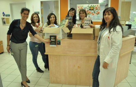 """ביה""""ח כרמל: מעשים טובים למען הקהילה"""