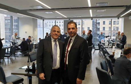 ניו יורק: שבוע היהלומים הישראלי