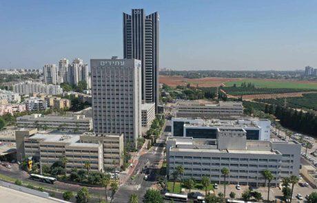 רשת המרפאות 'פראנה' לטיפולים בחדרי לחץ מצטרפת לפארק עתידים תל אביב