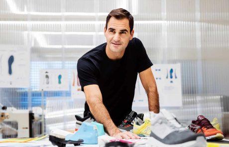 רוג'ר פדרר הצטרף כשותף ומשקיע למותג הנעליים השוויצרי On
