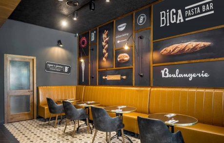 רשת מזון מהיר חדשה: ביגה פסטה בר