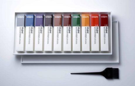 L'OREAL PROFESSIONNEL מחדש את סדרת צבעי השיער
