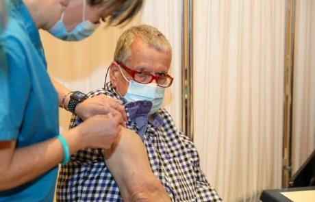 """ברמב""""ם יתנו חיסון שני לכל מי שהתחסן שם בחיסון הראשון"""