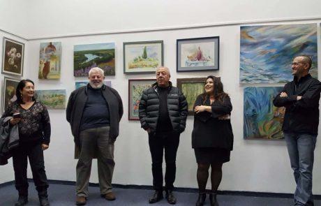 קרית ים: תערוכה ראשונה של האומן מיכאל קוגן