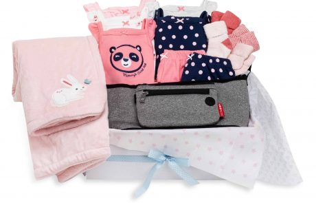 Carter's ו- SKIP HOP משיקים:  קולקציית מארזי מתנה לתינוקות לקיץ
