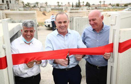 ראש עיריית אופקים: האתגר – לחבר את כלל העיר לאנרגיה ירוקה