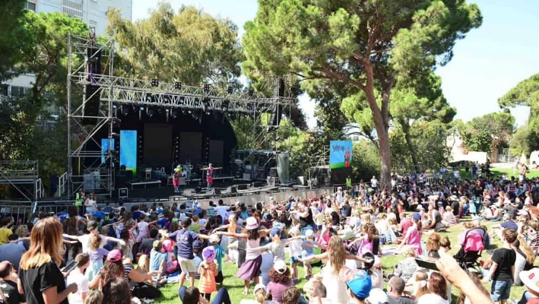 חיפה: אירועי הקיץ בחודש אוגוסט