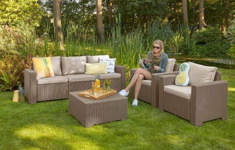 הקיץ בא- איך מסדרים את הגינה והריהוט שבתוכה…