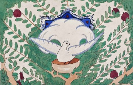 """מוזיאון נחום גוטמן לאמנות: סדנה לילדים לראש השנה """"קפסולת זמן משפחתית"""""""