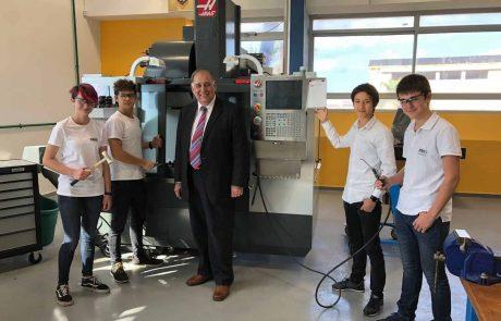 חיפה: נחנך בית ספר בסמת החדש