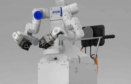 Epson מכריזה על תחרות לפיתוח אפליקציות חדשניות המיועדות לרובוטים
