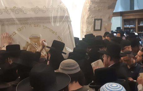כ-80,000 מתפללים צפויים לפקוד את קברה של רחל אמנו בבית לחם