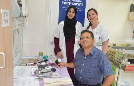 """ביה""""ח כרמל: מכון ריפוי בעיסוק"""