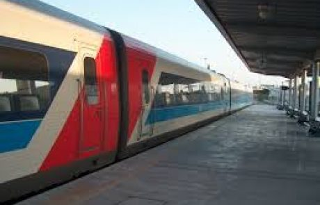 שנת הלימודים נפתחת: הסטודנטים גילו את הרכבת…
