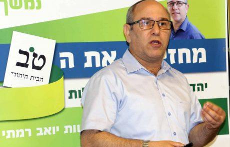 סיעת הבית היהודי ממליצה: להיערך לתחבורה חשמלית ברחבי חיפה