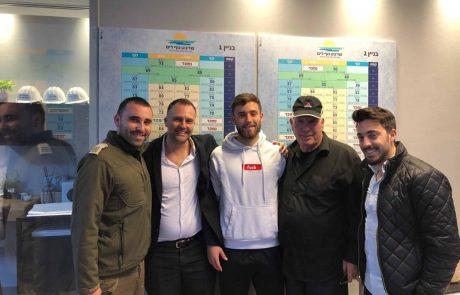 הכדורגלן עפרי ארד ממכבי חיפה וקפטן הנבחרת הצעירה רכש דירת יוקרה