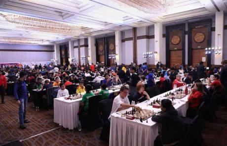שחקנית שחמט מבלרוסיה הקדימה את משחקה לערב יום כיפור
