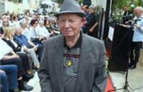 מאחרוני ניצולי גטו ורשה הלך לעולמו בגיל 96 בחיפה