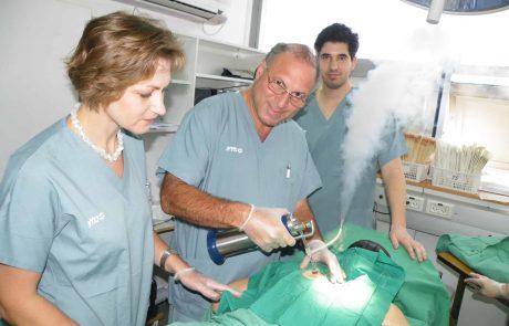 """ביה""""ח כרמל יארח לראשונה כנס עולמי ברפואת הקור בישראל"""