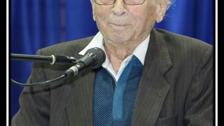בנימין שנל ראש העיר השני של קריית ים הלך לעולמו בגיל 92