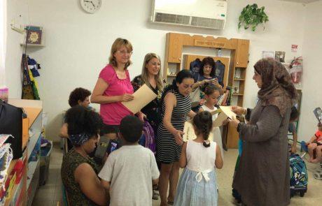 פרויקטים חינוכיים לרווחת הקהילה בחיפה
