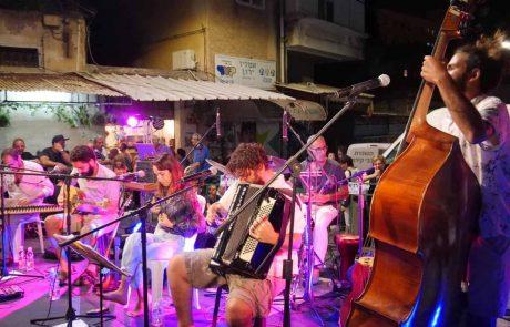 חיפה : סידורי חניה חדשים בשוק תלפיות