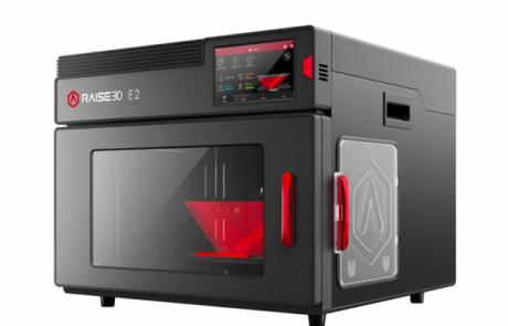 ה-RAISE3D E2 : מדפסת תלת מימד מקצועית קלה לשימוש