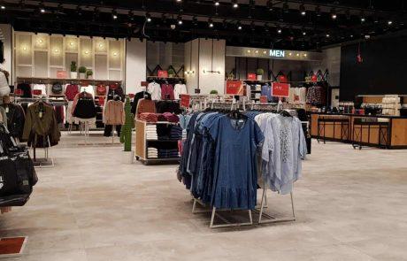 רשת באופנה תמנון פותחת סניף דגל  בקניון עופר לב חדרה