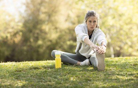 כושר התנועה והתבגרות בריאה