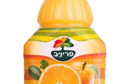 פריניב משיקה : מיץ מתפוזי ולנסיה – המתוק בארץ