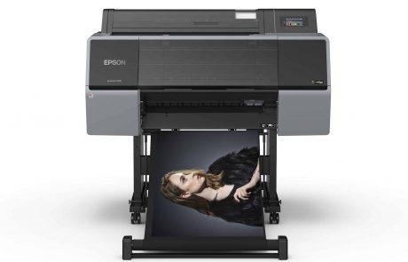 Epson: מדפסות פורמט רחב ב-12 צבעים