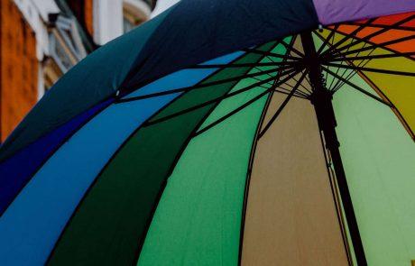 מתנה לחורף:  מטריות מודפסות