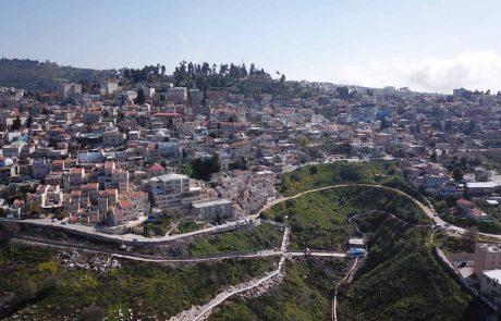 """צפת: ראש העיר יביא הצעה לקריאת שכונה מרכזית ע""""ש יצחק שמיר"""