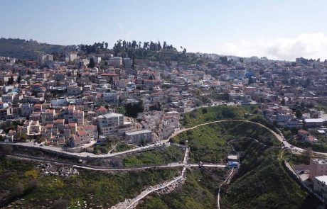 מיזם חדש בעיריית צפת: שיר עירוני