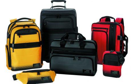 חברת סמסונייט משיקה סדרת התיקים המצליחה CITYVIBE