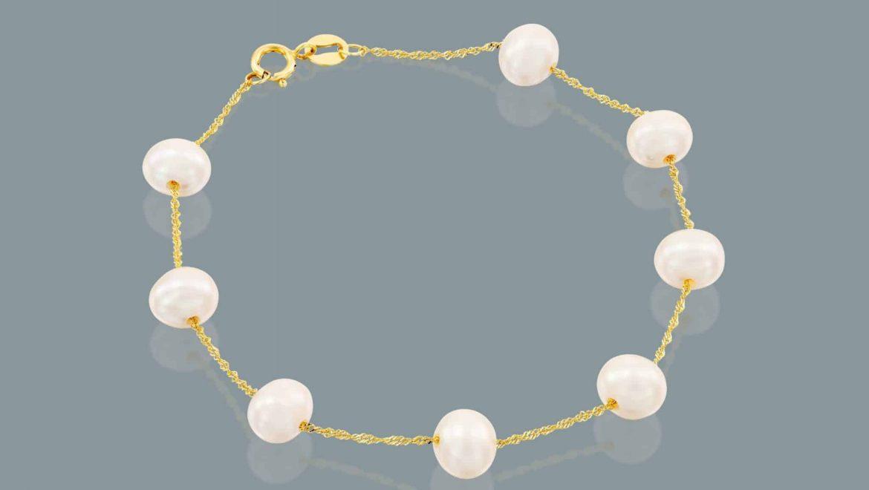 רשת Impress משיקה קולקציית תכשיטים משובצת פנינים