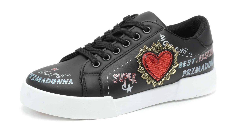 לקראת ולנטיין דיי: נעלי סניקרס מעוצבות