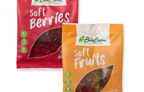 המותג Bio Bon משיק סדרת סוכריות גומי אורגניות בטעמי פירות
