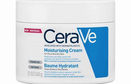 עכשיו בישראל: CeraVe – מותג הדרמו-קוסמטיקה לטיפוח עור יבש
