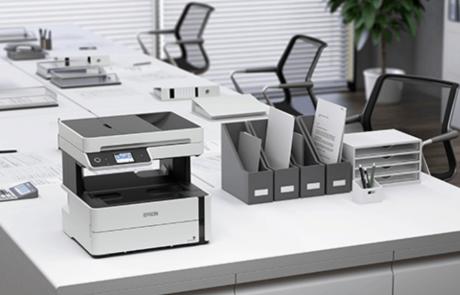 Epson : מדפסת משולבת 4 ב-1
