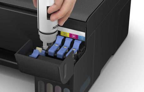 Epson השיקה 3 מדפסות EcoTank   אולטרה-חסכוניות