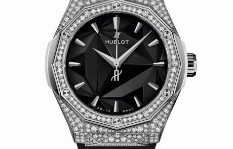 שעוני היוקרה HUBLOT: מהדורת שעוני נשים