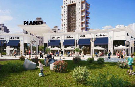 רשת Be פותחת סניף במרכז הקניות פיאנו  בעיר ימים נתניה