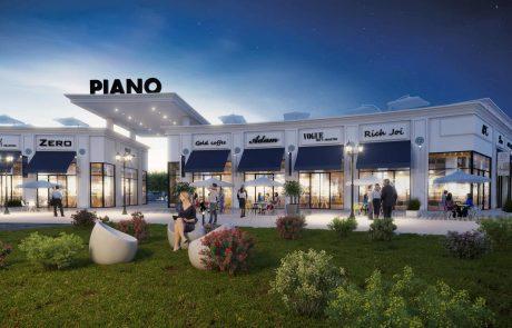 עסקאות חדשות במתחם הבילוי והקניות החדש PIANO (פיאנו) בנתניה