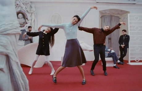 קנדל ג'נר תוביל את הקמפיין העולמי של רשת האופנה  RESERVED