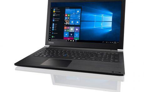 Toshiba משדרגת את המחשבים הניידים העסקיים