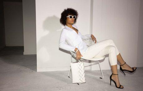 בית האופנה גולברי משיק: קולקציה לבנה ברוח חג שבועות