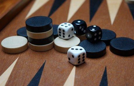שש בש, שח מט ומשחקים אחרים…